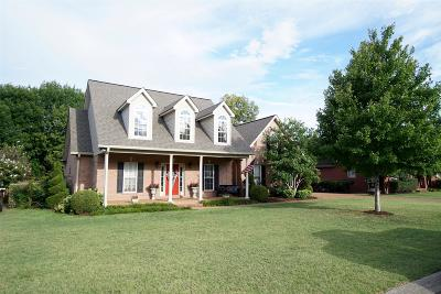 Murfreesboro Single Family Home Under Contract - Showing: 2930 Madison Ave