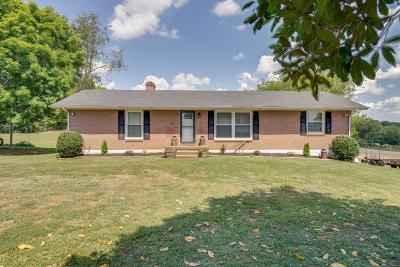 Columbia  Single Family Home Under Contract - Showing: 1185 Harris Rd