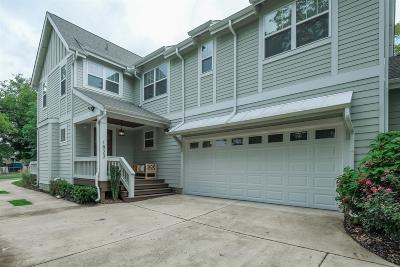 Davidson County Single Family Home Under Contract - Not Showing: 1823 Elliott Ave