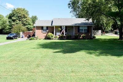 Gallatin Single Family Home Under Contract - Showing: 496 Anna Dr
