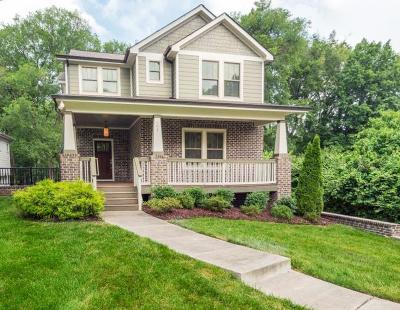 Nashville Single Family Home For Sale: 4047 Lealand Lane