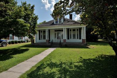 Alexandria Single Family Home For Sale: 305 W Main St