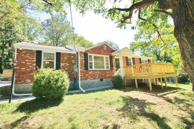 Nashville Single Family Home For Sale: 4832 Torbay Dr