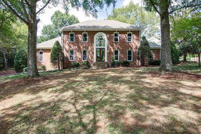Franklin Single Family Home Under Contract - Showing: 220 Vantage Way