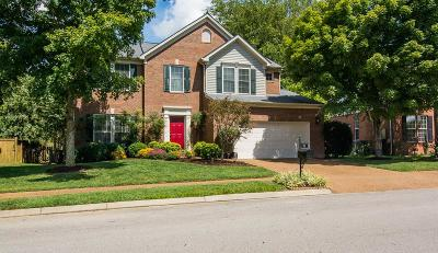 Franklin TN Single Family Home Under Contract - Showing: $407,000