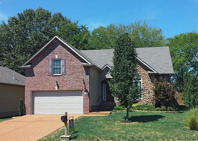 Single Family Home For Sale: 1092 Golf View Way