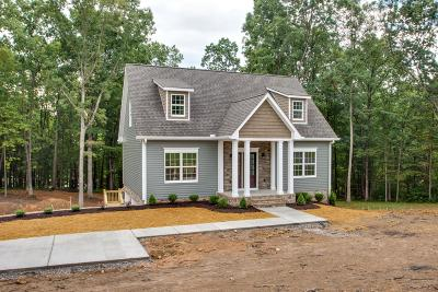 Dickson Single Family Home Under Contract - Showing: 131 Payne Springs Rd