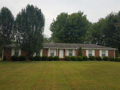 Lebanon, Mount Juliet, Mt Juliet, Mt. Juliet, Old Hickory Single Family Home Under Contract - Not Showing: 2420 Lebanon Rd