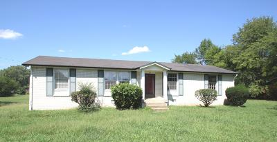 Single Family Home For Sale: 4113 Florence Rd