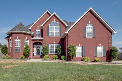 Murfreesboro Single Family Home Under Contract - Showing: 1052 Laramie Ct
