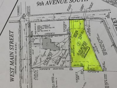 Franklin Residential Lots & Land For Sale: 213 9th Ave S