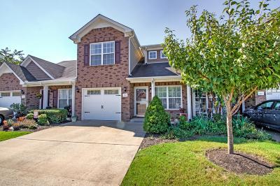 Murfreesboro TN Condo/Townhouse Under Contract - Not Showing: $199,999