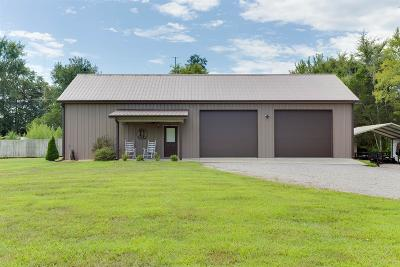 Shelbyville Single Family Home For Sale: 155 Osteen Ln