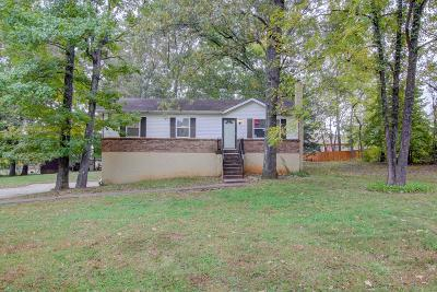 Clarksville Single Family Home For Sale: 415 Buckeye Ln