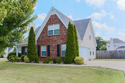 Rutherford County Single Family Home Under Contract - Not Showing: 1829 Saint Andrews Dr