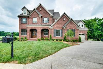 Williamson County Single Family Home Under Contract - Not Showing: 9401 Arthur Court