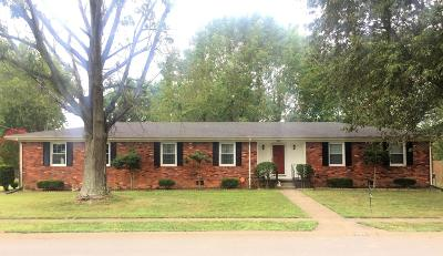 Christian County Single Family Home For Sale: 300 Tremont Drive