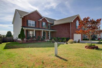 Clarksville Single Family Home For Sale: 1188 Stillwood Dr