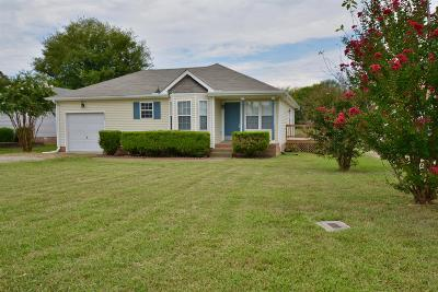 Ashton Place Single Family Home Under Contract - Showing: 2426 Calico Ct