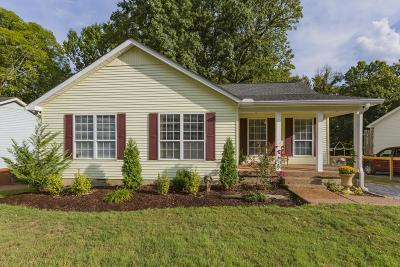 Hermitage Single Family Home Under Contract - Showing: 1452 Autumn Knl