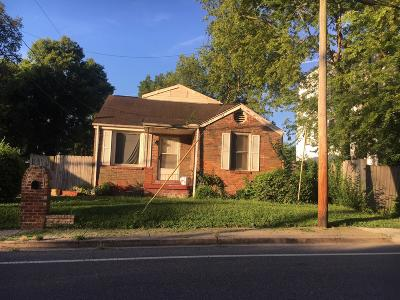 Nashville Single Family Home For Sale: 500 Douglas Ave