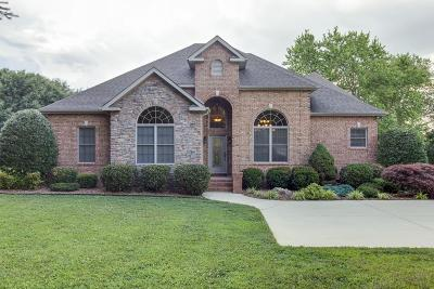 Franklin County Single Family Home Under Contract - Not Showing: 126 Hickory Hill Dr