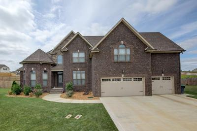 Clarksville Single Family Home For Sale: 112 Merle Ct