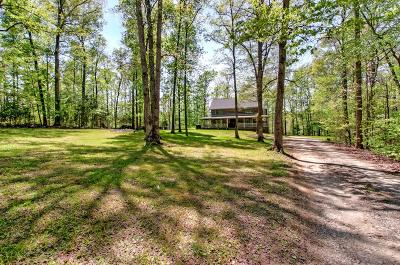 Williamson County Single Family Home For Sale: 1500 Fallen Bee Tree Rd