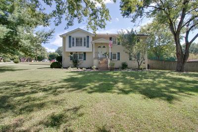 Mount Juliet Single Family Home For Sale: 315 Wilson Dr