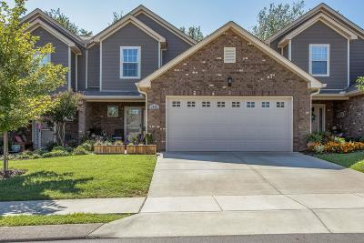 Spring Hill Single Family Home Under Contract - Not Showing: 1045 Irish Way