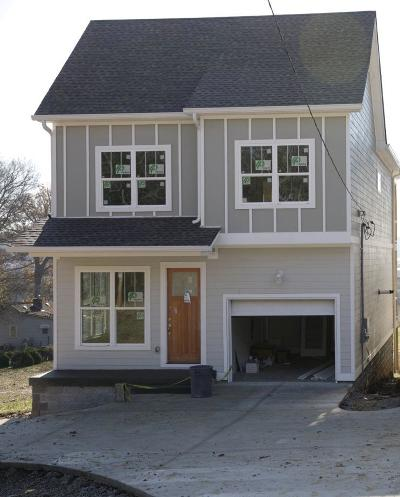 Nashville Single Family Home For Sale: 900 A Youngs