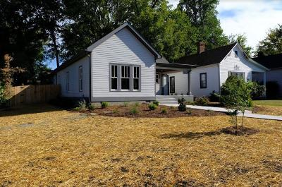 Nashville Single Family Home Under Contract - Not Showing: 4412 Elkins Ave