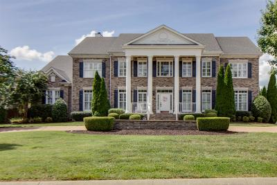Franklin Single Family Home Under Contract - Showing: 330 Gillette Dr