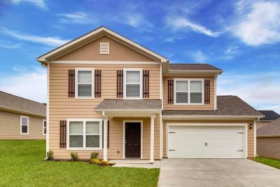 Maury County Single Family Home For Sale: 2511 Queen Bee Dr