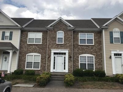 Thompsons Station  Condo/Townhouse For Sale: 1025 McKenna Drive - P-4