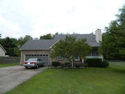 Goodlettsville Single Family Home Under Contract - Showing: 1012 Blue Ridge Pkwy