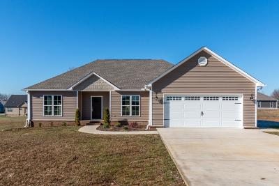 Ethridge Single Family Home Under Contract - Not Showing: 310 Taylor Cir