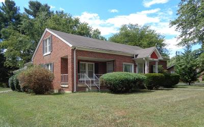 Lawrenceburg Single Family Home Under Contract - Not Showing: 701 Kramer Ave