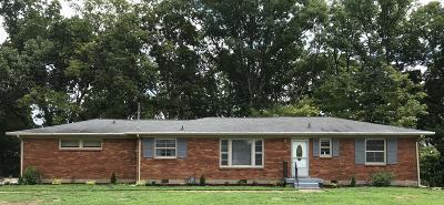 Nashville Rental For Rent: 2500 Sherman Ct