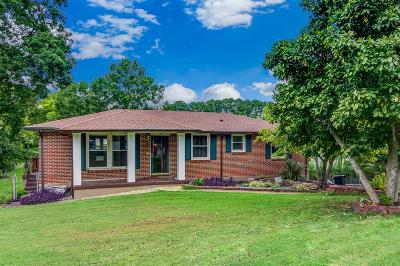 Hendersonville Single Family Home For Sale: 206 Elnora Ct