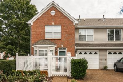 Franklin Condo/Townhouse Under Contract - Showing: 238 Wardington Pass