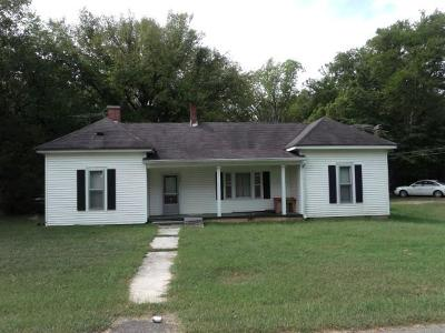 Marshall County Single Family Home For Sale: 2410 Verona Caney Rd