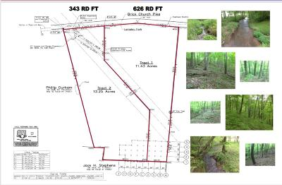Goodlettsville Residential Lots & Land For Sale: Brick Church Pike
