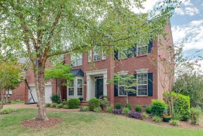 Franklin Single Family Home Under Contract - Showing: 402 William Wallace Dr
