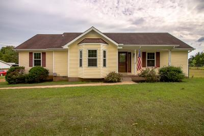 Woodlawn Single Family Home Under Contract - Showing: 2438 Chester Harris Rd