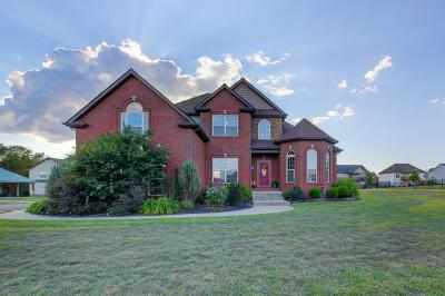 Clarksville Single Family Home For Sale: 1192 Upland Terrace