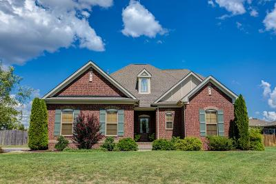 Spring Hill  Single Family Home Under Contract - Showing: 3014 Everleigh Pl