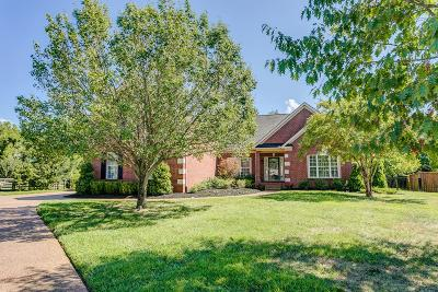 Franklin Single Family Home Under Contract - Showing: 431 Coburn Lane