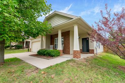 Brentwood Single Family Home Under Contract - Showing: 7318 Autumn Crossing Way