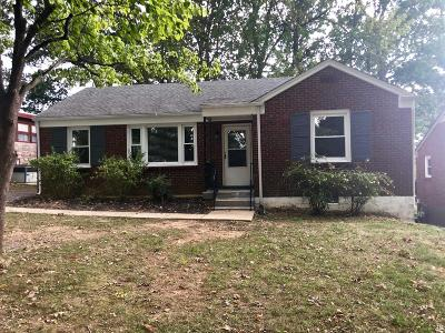 Clarksville Single Family Home For Sale: 202 Clearview Dr